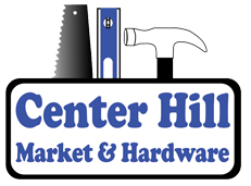 Center Hill Market & Hardware, Logo